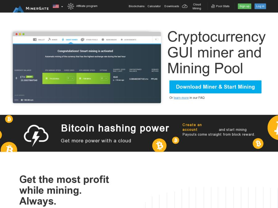 best cryptocurrency cloud mining