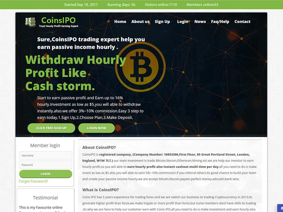 Инвестировать биткоин под проценты etoro binary options charts
