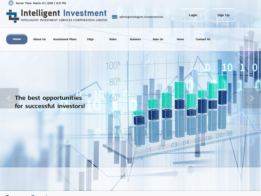 Hyip investment вход